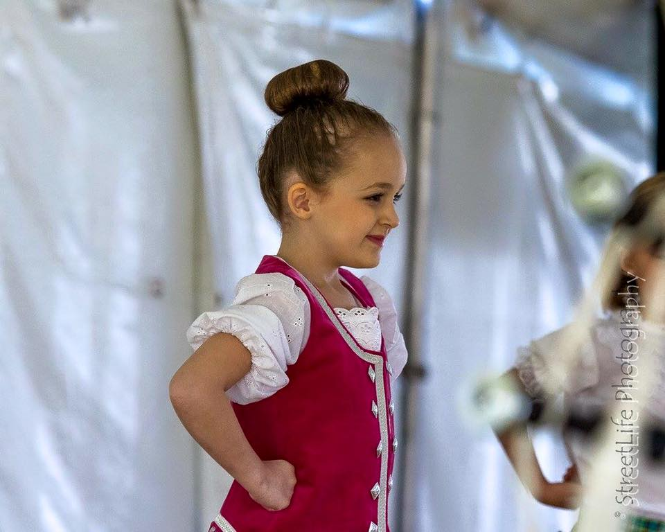 tampa bay highland dancers young dancer